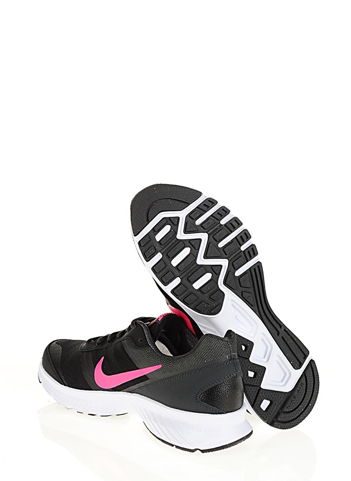 5c2039faeda Nike Kadın Wmns Air Relentless 5 Black Hyper Pink-Anthrct-White ...